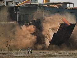 巴基斯坦拆船廠爆炸 14死59傷
