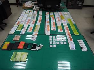 詐騙集團帶陸客辦人頭卡 騙得上千萬元
