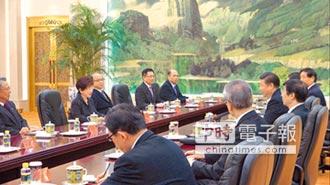 湯紹成》和平之旅 改善台灣形象