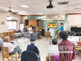 北榮玉里分院 化身長照柑仔店