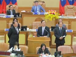 新北前副市長任包商研發長 朱:不違法都尊重