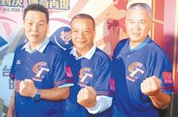 台日棒球OB賽 張泰山遞補陳金鋒參賽