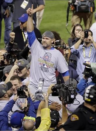 MLB》退休前捧冠 大衛羅斯:我的完美結局