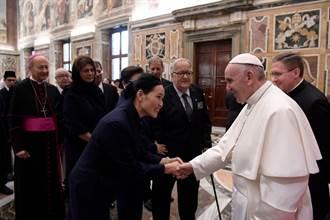 天主教慈悲聖年  教宗邀慈濟會談