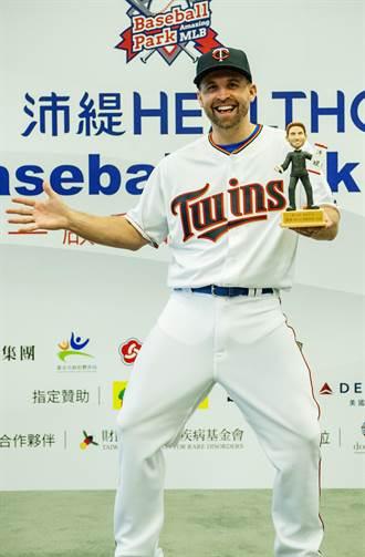 棒球樂園周末登場 雙城二壘手多西爾來台