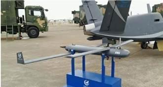 解放軍空射型無人機首次曝光