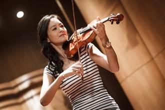 Janet重拾小提琴  只給自己打62分