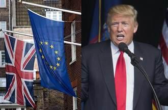 柯林斯辭典年度代表字 Brexit奪冠 川普主義也上榜