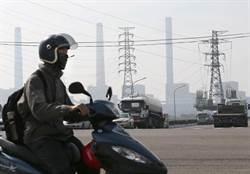 中部雲嘉南空氣糟 雲林台西PM2.5紫爆