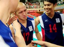 排球》「光頭神舉」黃培閎宣布退出中華隊