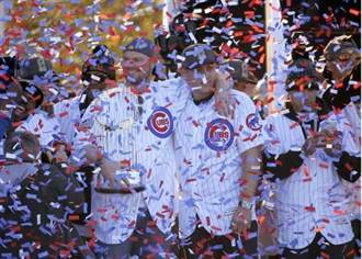 MLB》小熊破百年無冕 新球季續當奪冠熱門