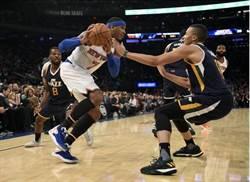 NBA》甜瓜安森尼:我不想再討論三角戰術