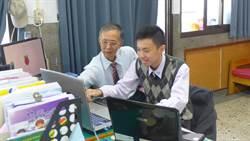 新民高中曾文彥 奪身障競賽電腦組裝冠軍