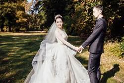 「紅毯女王」楊千霈閃爆法國街頭!電影風格婚紗照絕美出爐