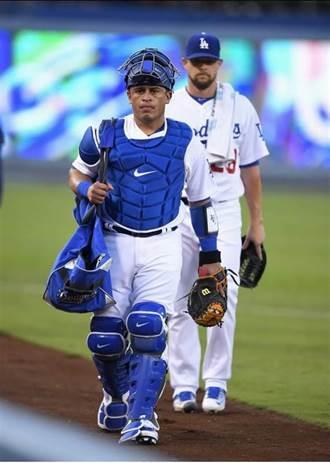 MLB》 水手補強捕手缺 交易進道奇老將魯伊茲