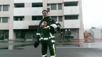 消防員潛水訓練腦死 家屬忍痛拔管器捐