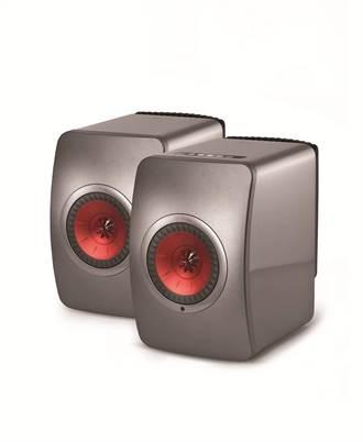 英國音響大廠KEF 推LS50 Wireless經典作