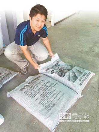 益菌肥分解稻稈 後壁、東山試辦