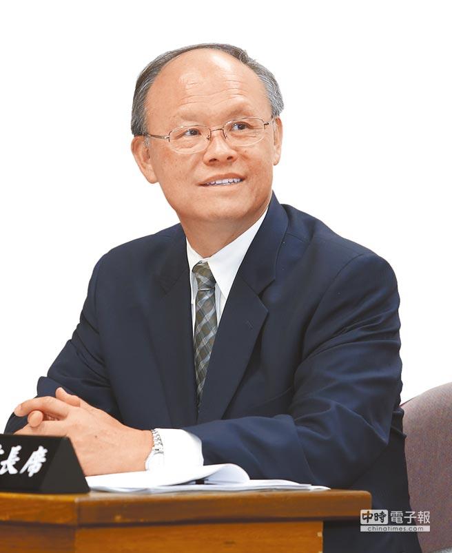 政委鄧振中(本報資料照片)