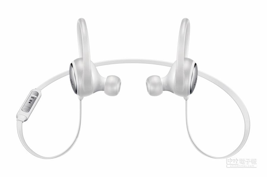 三星Level Active運動式無線耳機,3390元。