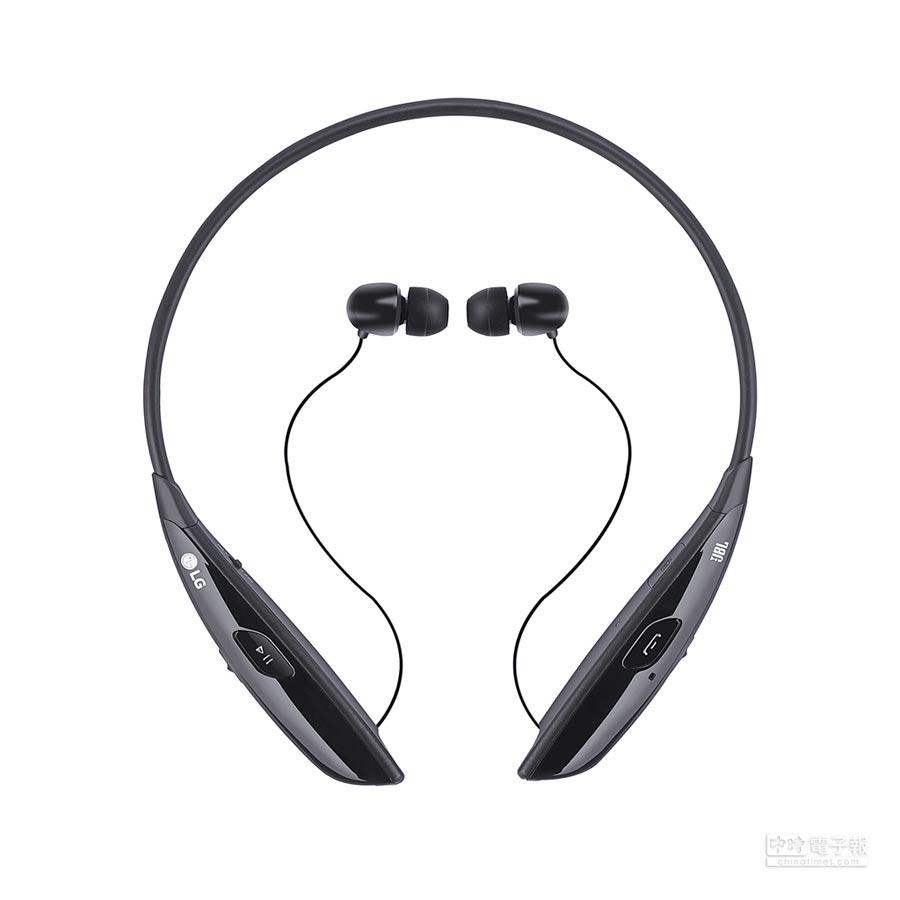LG Tone X JBL HBS810專業音頻認證無線耳機,2990元。