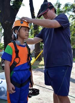 學習探索自我 凌雲國小將攀岩融入課程