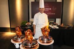 冬令進補 五星級飯店業者推火燒烤雞