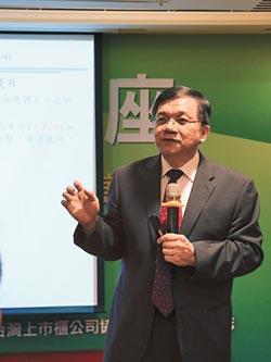 李世光:發展再生能源 勢在必行