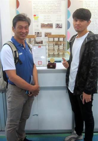 高應大學生李汪銅 獲國際發明與交易展「金牌獎」