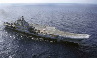 俄航艦駛入地中海 北約:密切關注