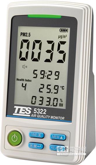 泰仕空氣品質監測器 最犀利