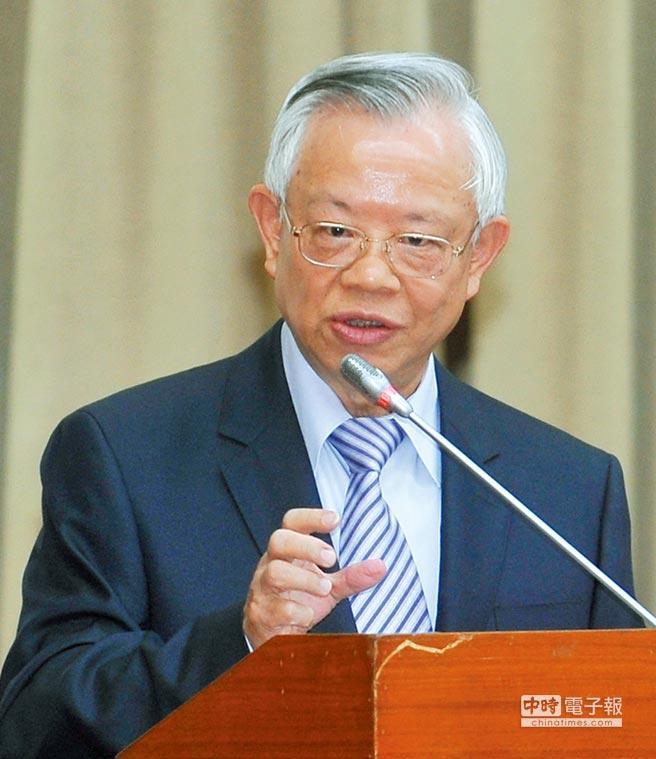 彭淮南9日在立法院財政委員會答詢。圖/劉宗龍