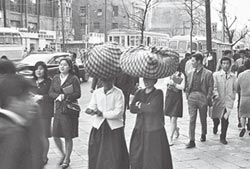 舊影新看-60年代的首爾街頭