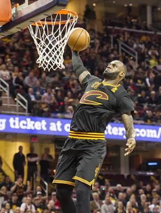 NBA》賈霸:LBJ不用追趕喬丹
