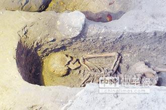 400年歷史!和平島西國教堂遺址 挖出4遺骨