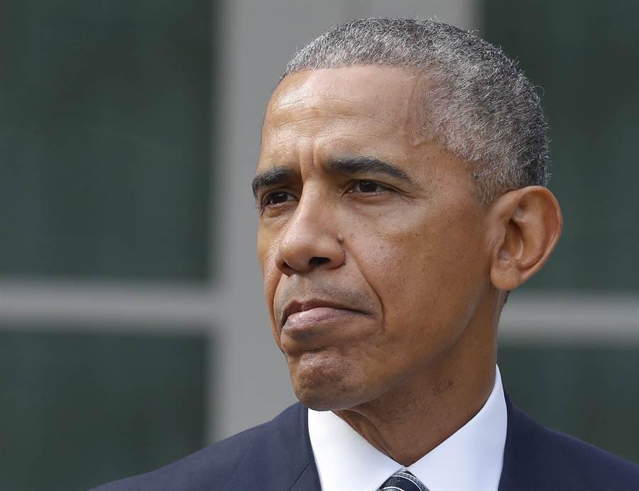 圖為歐巴馬。(圖/美聯社)
