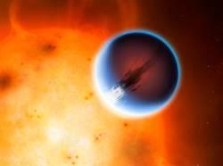 下玻璃暴雨 科學家發現天氣最惡劣行星
