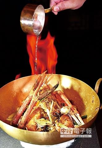 新鮮貨-OMG有夠大!首見蝦界姚明晶華上桌