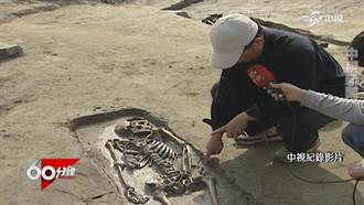 穿越五千年 過世攝影李瑛紀錄考古影像 入圍吳舜文新聞獎