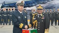 孟加拉海軍接收兩艘大陸明級潛艦