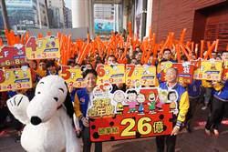 漢神百貨週年慶壓軸登場 業績上看26億元