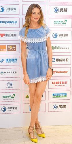 海碩10年大慶 選手之夜吸睛