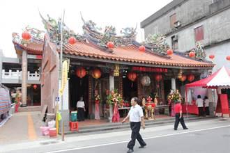歷時10年保留古蹟 利澤永安宮新廟落成