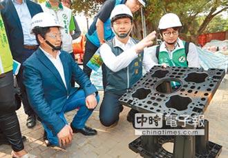 台中公園日月湖將重現風華 百年來首見 林佳龍:大規模清淤