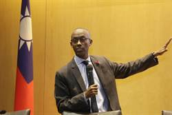 狄貝斯今在外交部演講「全球合作暨訓練架構」