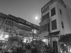 自由行看台灣微網誌-超級月亮來了