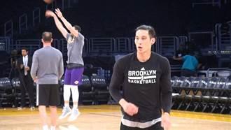 NBA》林書豪快復出了 跳投遠射手感讚