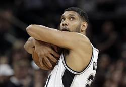 NBA》鄧肯21號球衣將退役 帕總:他會害羞