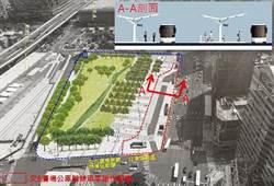 國光西站整體建物  30日完成拆除