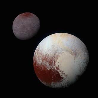冥王星地面下傳潛藏巨大海洋